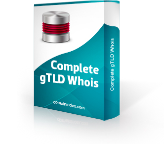 complete gtld whois